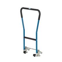 Rohrschiebebügel fetra® für Paletten-Fahrgestell