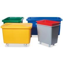 Rollbehälter BASIC mit Rollen