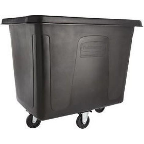 Rollbehälter Rubbermaid® Cube Truck, 0,2 m³/200 l/136,1 kg