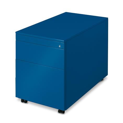 Rollcontainer, H x B x T 570 x 430 x 800 mm, 1 Schublade