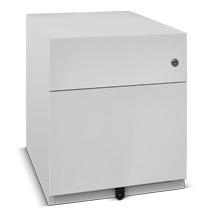 Rollcontainer Note mit 1 Universalschublade + 1 HR-Schublade HxBxT 495x420x565mm