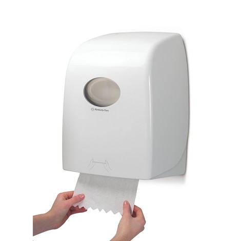 Rollenhandtuch-Spender Kimberly-Clark® SLIMROLL, No-Touch-System