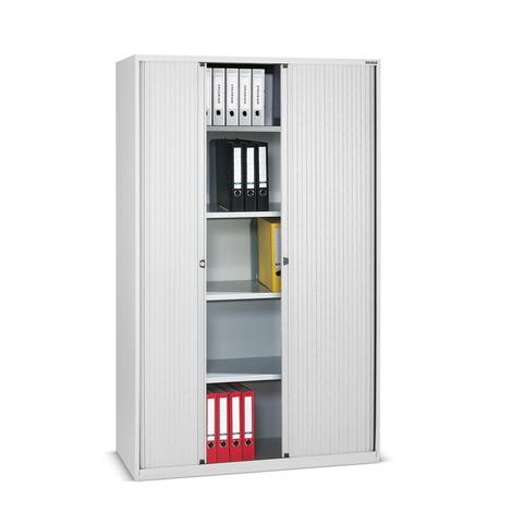 rollladenschrank bisley 5 ordnerh hen jungheinrich. Black Bedroom Furniture Sets. Home Design Ideas