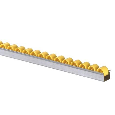 Rollos en forma de U, RU-normal