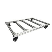 Rollplatte für elektrische Treppensteiger