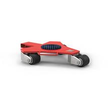 Rotationsfahrwerk Premium. Tragkraft bis 6000 kg