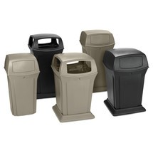 Rubbermaid Ranger® Afvalcontainer