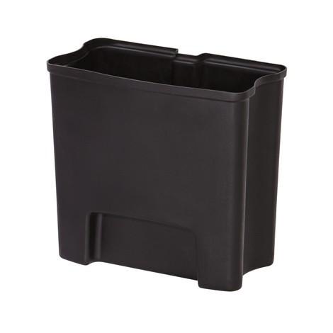Rubbermaid Slim Jim® - Cubo de basura con pedal