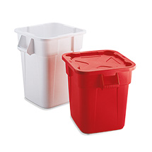 Rubbermaid Universalcontainer 106 Liter, quadratisch