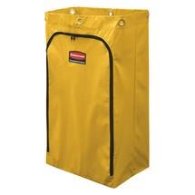 Rubbermaid® Vinyl ersättningsväska för rengöring vagn och vaktmästare vagn