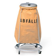 Rubbish bag stand stackable