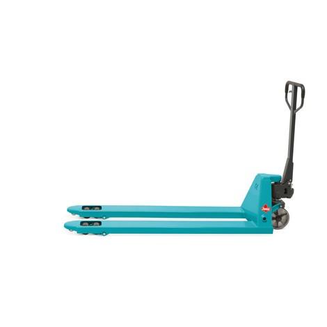 Ruční paletový vozík Ameise® sdlouhými vidlemi