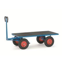 Ruční plošinový vozík fetra® bez bočnic