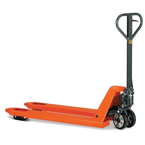 Ručný paletový vozík BASIC, dĺžka vidlíc 1 150 mm