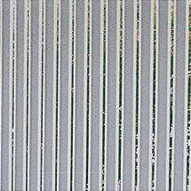 Rückwand, Profilblech, für Flachdach-Überdachung einseitig