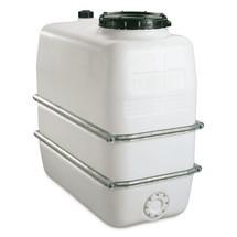 Ruimtebesparende tank. 1100 tot 4000 liter