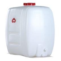 Ruimtebesparende tank COMPACT. 60 - 500 liter
