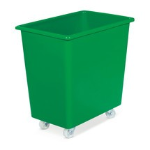 Rullecontainer BASIC med hjul