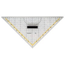 RUMOLD Geo-Dreiecke mit Schneidekante