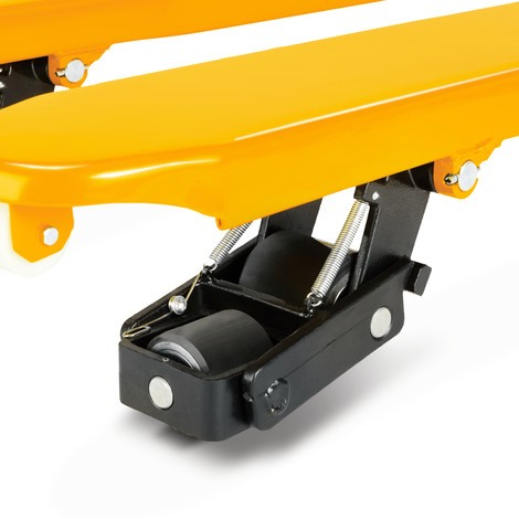 Ručný paletový vozík Ameise®, 4-cestný