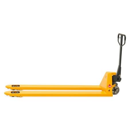 Ručný paletový vozík Ameise® s dlhými vidlicami