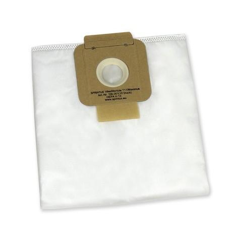 Sac-filtre en feutre pour aspirateur à poussière T11 EVO et Maximus PT