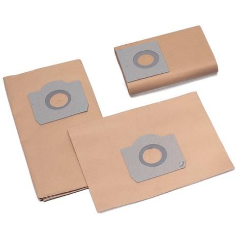Sacos de filtro de papel para Steinbock® INOX