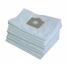 Sacos de filtro de velo para aspiradores Steinbock® INOX