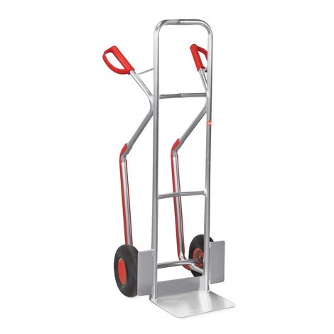 Sækkevogn Ameise®, aluminium, med glideskinner