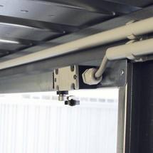 SAFE Tank CONTROL Aupfreis für Umwelt-/Gefahrstoffcontainer mit automatisierter Explosionsschutzeinrichtung