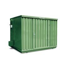 SAFE-tank meerprijs voor milieucontainer met permanente ventilatie