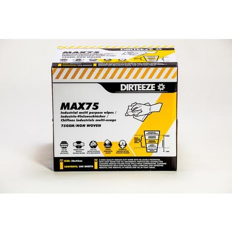 Salviette industriali MAX75