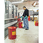 Sammelbehälter. Inhalt 20 - 80 Liter