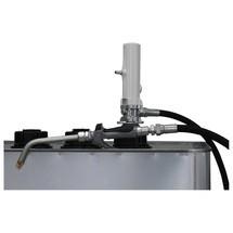 SAMOA-HALLBAUER Druckluft-Öl-Abfüllanlage DP-T 1:1