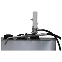 SAMOA-HALLBAUER Druckluft-Öl-Abfüllanlage DP-T 3:1