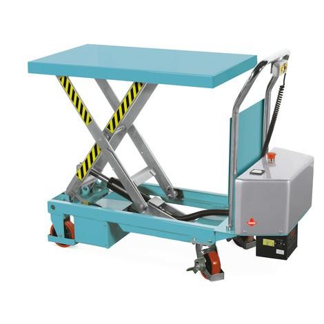 Sax-lyftbordsvagn Ameise® elektrisk