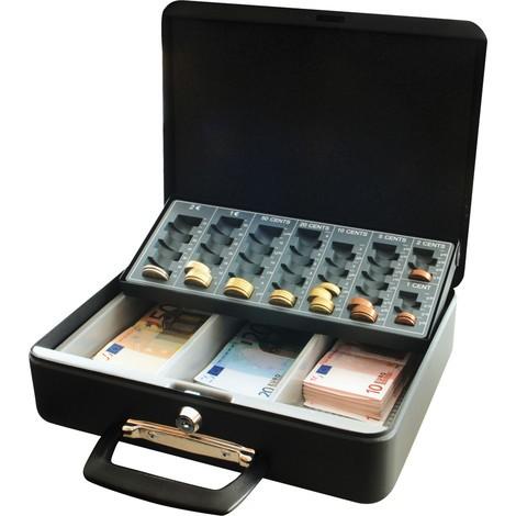 SAX Metallgeldkoffer