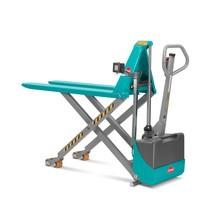 Saxlyftvagn Ameise® – elektrohydraulisk, lastkapacitet upp till 1500 kg
