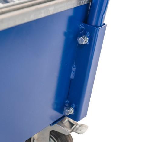 Sběrná vana Steinbock® na sudy 200litrů, mobilní
