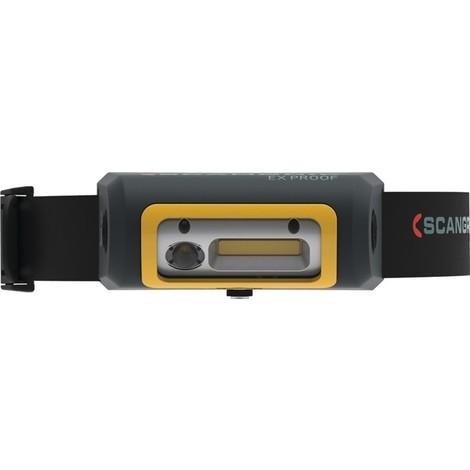 SCANGRIP LED-Kopfleuchte EX-VIEW