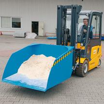 Schaufel für Stapler. Tragkraft bis 1500 kg, Volumen bis 1 m³