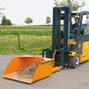 Schaufel für Stapler. Tragkraft bis 3000 kg, Volumen bis 2 m³