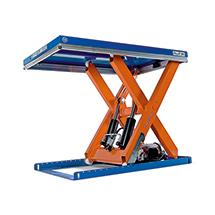 Scheren-Hubtisch Edmolift ® Premium. Tragkraft bis 3000 kg