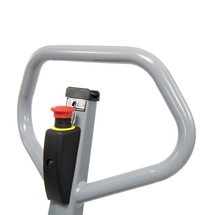 Scheren-Hubwagen Ameise® - elektrohydraulisch, Tragkraft bis zu 1.500 kg