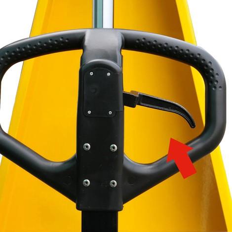 Scheren-Hubwagen Ameise® - manueller Quicklift