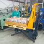 Scheren-Hubwagen Jungheinrich AMX-E elektro-hydraulisch - Tragkraft 1000 kg, Hubhöhe 800 mm