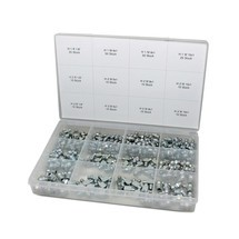 Schmiernippel-Sortimentskasten für Hebel- und Fettpressen SAMOA-HALLBAUER