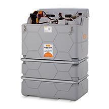 Schmierstoff-Kompaktanlage CUBE Indoor Premium