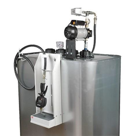 Schmierstoff-Tank SAMOA-HALLBAUER