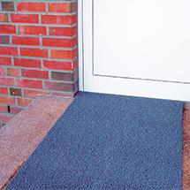 Schmutzfangmatte, grob, für den Innen- und Außenbereich